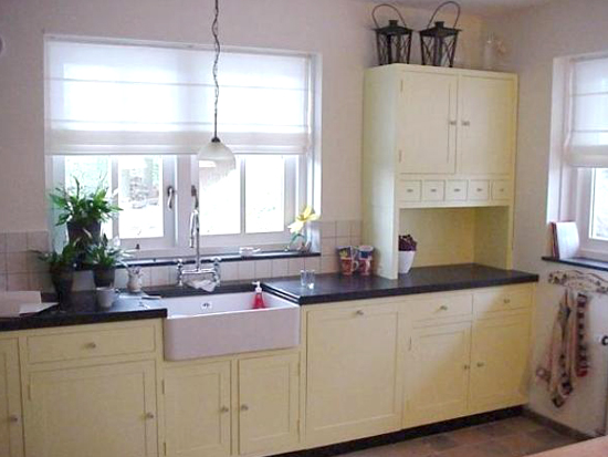 Kosten Eikenhouten Keuken : Eiken Keuken Opknappen Eiken keuken renoveren tafels